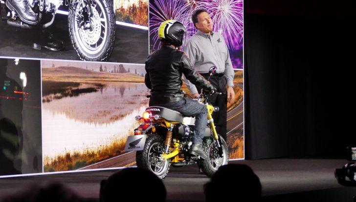 Honda: le novità a Eicma 2017 - Foto 35 di 78