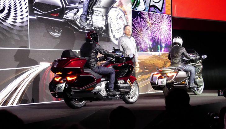 Honda: le novità a Eicma 2017 - Foto 38 di 78