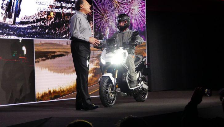Honda: le novità a Eicma 2017 - Foto 40 di 78