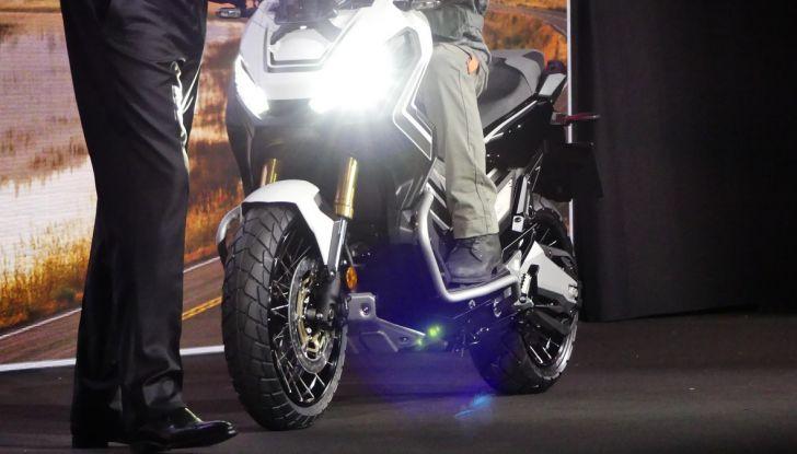 Honda: le novità a Eicma 2017 - Foto 41 di 78