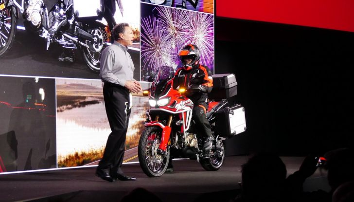 Honda: le novità a Eicma 2017 - Foto 42 di 78
