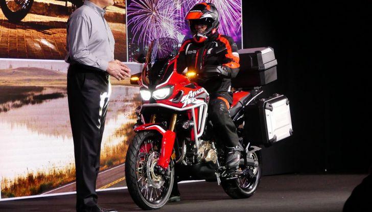 Honda: le novità a Eicma 2017 - Foto 44 di 78