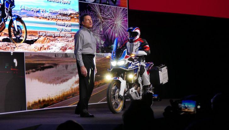 Honda: le novità a Eicma 2017 - Foto 46 di 78