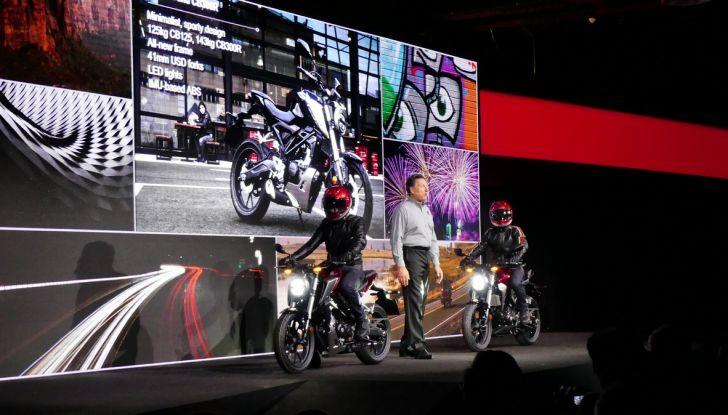 Honda: le novità a Eicma 2017 - Foto 50 di 78