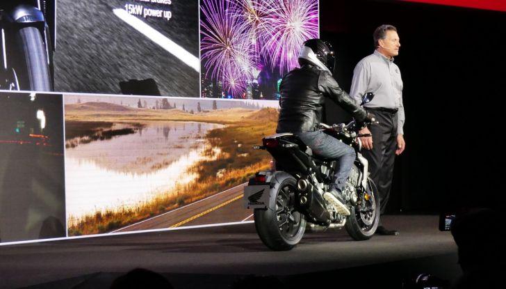 Honda: le novità a Eicma 2017 - Foto 52 di 78