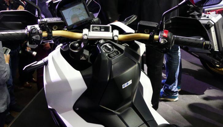 Honda: le novità a Eicma 2017 - Foto 64 di 78