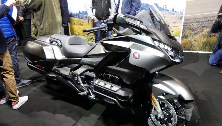 Honda: le novità a Eicma 2017 - Foto 76 di 78