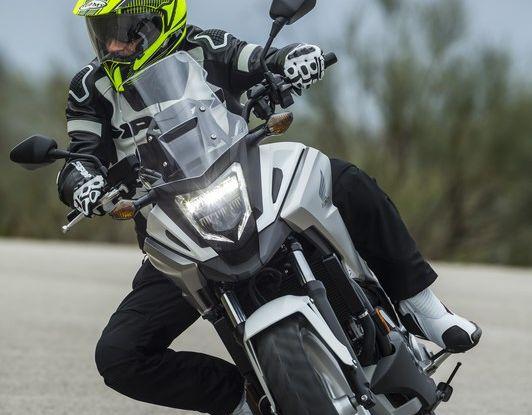 Honda NC750X 2016, La nostra prova su strada - Foto 6 di 32