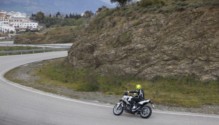 Honda NC750X 2016, La nostra prova su strada - Foto 26 di 32