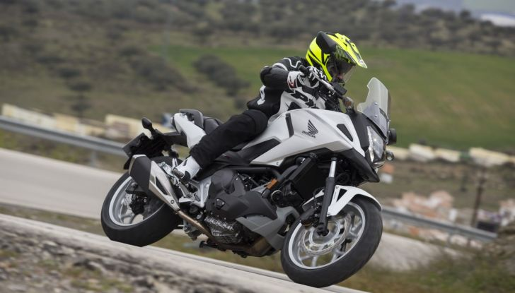 Honda NC750X 2016, La nostra prova su strada - Foto 32 di 32