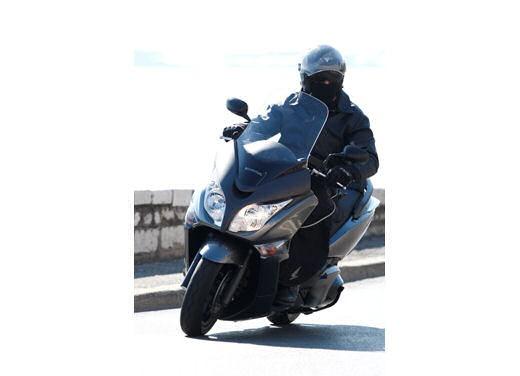 Honda SW-T 400 – Test Ride - Foto 18 di 19
