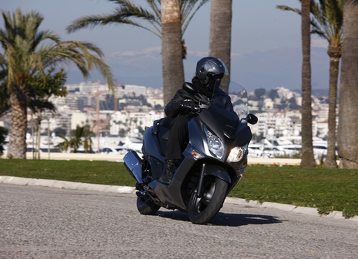 Honda SW-T 400 – Test Ride - Foto 2 di 19