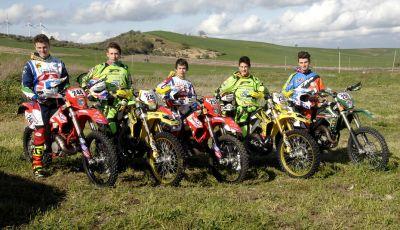 Team Italia Enduro: terza e quarta prova in Puglia