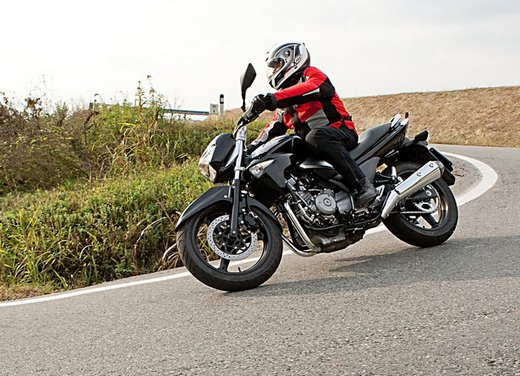 Suzuki Inazuma 250: non chiamatela downsize