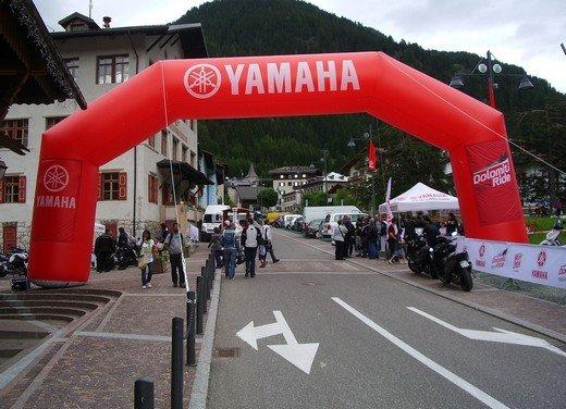 Dolomiti Ride 2011: a Canazei dal 24 al 26 giugno in sella alla Yamaha - Foto 2 di 15
