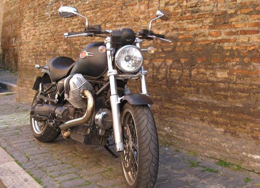 Moto Guzzi Bellagio – Long Test Ride