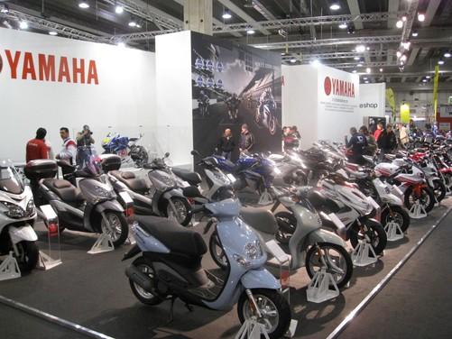 Motor Bike Expo Verona 2010 - Foto 35 di 88