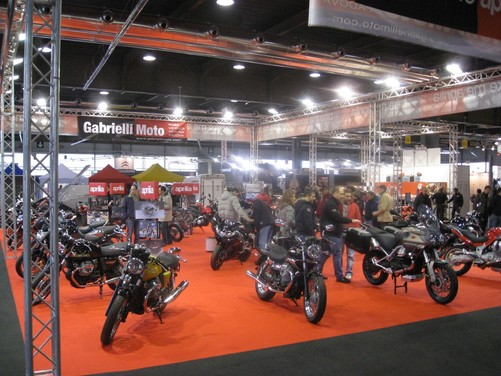 Motor Bike Expo Verona 2010 - Foto 39 di 88