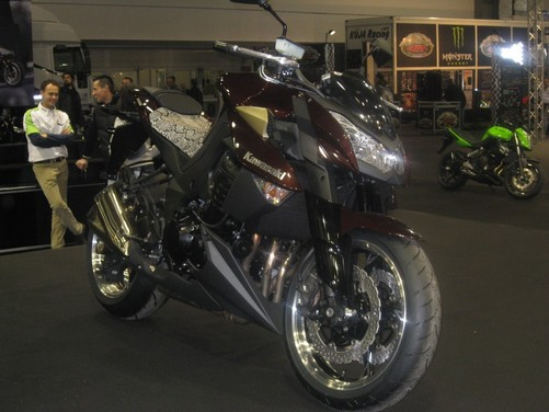 Motor Bike Expo Verona 2010 - Foto 52 di 88