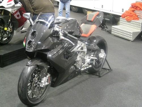 Motor Bike Expo Verona 2010 - Foto 56 di 88