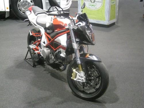 Motor Bike Expo Verona 2010 - Foto 58 di 88