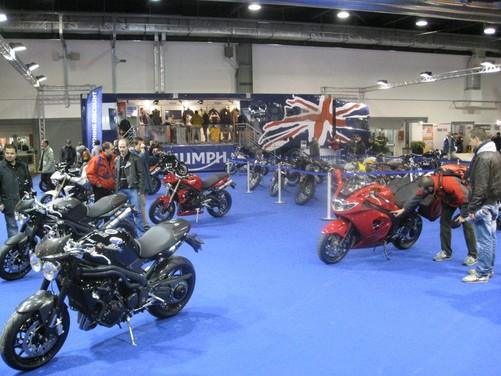 Motor Bike Expo Verona 2010 - Foto 61 di 88