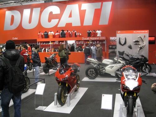 Motor Bike Expo Verona 2010 - Foto 80 di 88