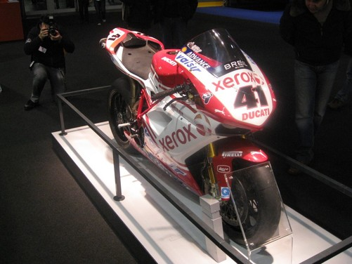 Motor Bike Expo Verona 2010 - Foto 81 di 88