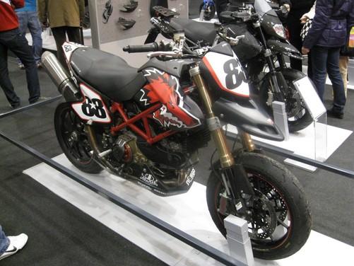Motor Bike Expo Verona 2010 - Foto 83 di 88