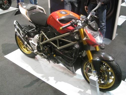 Motor Bike Expo Verona 2010 - Foto 84 di 88