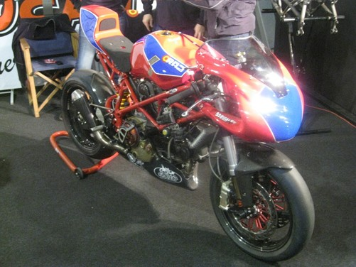 Motor Bike Expo Verona 2010 - Foto 85 di 88