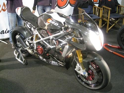 Motor Bike Expo Verona 2010 - Foto 86 di 88