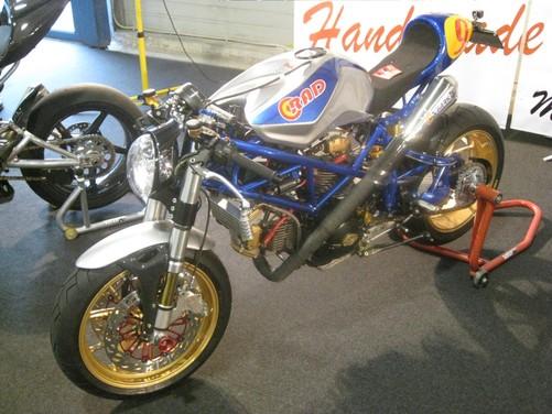Motor Bike Expo Verona 2010 - Foto 87 di 88