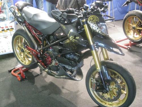 Motor Bike Expo Verona 2010 - Foto 88 di 88
