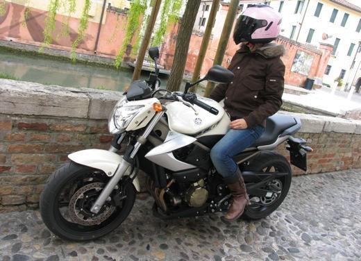 Yamaha XJ6 vs Suzuki Gladius - Foto 13 di 18