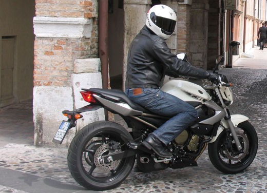 Yamaha XJ6 – Long Test Ride
