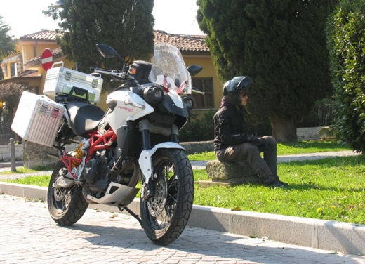 Moto Morini Granpasso – Long Test Ride - Foto 24 di 24