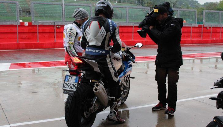Pirelli SBK Track Days: a Imola con la BMW S1000RR - Foto 14 di 38