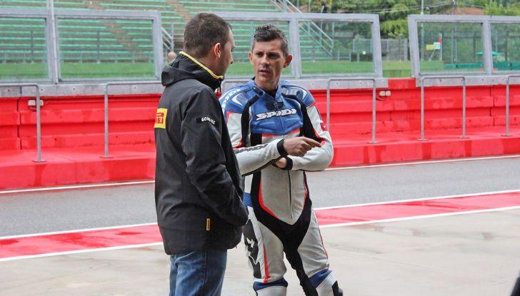 Pirelli SBK Track Days: a Imola con la BMW S1000RR - Foto 33 di 38