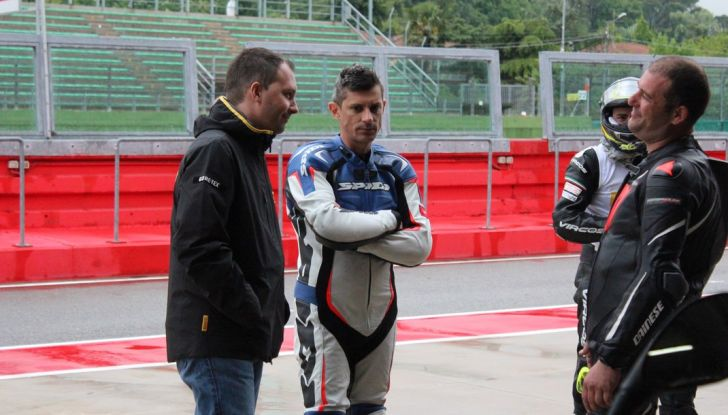 Pirelli SBK Track Days: a Imola con la BMW S1000RR - Foto 34 di 38