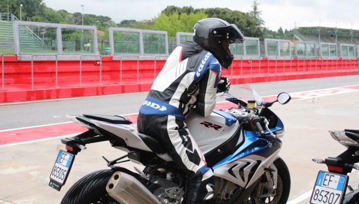 Pirelli SBK Track Days: a Imola con la BMW S1000RR - Foto 35 di 38