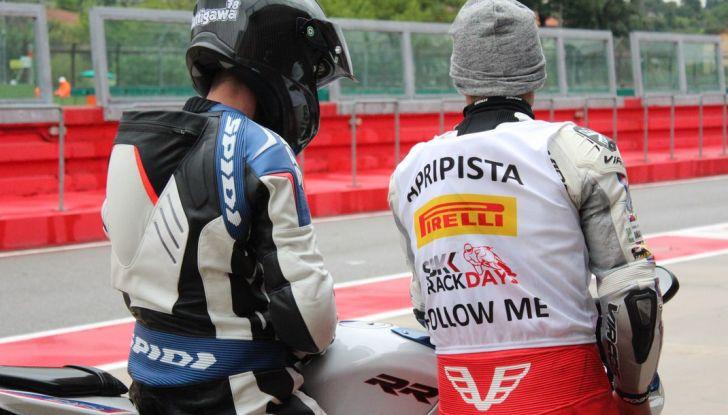 Pirelli SBK Track Days: a Imola con la BMW S1000RR - Foto 36 di 38