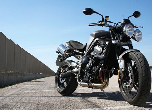Triumph Street Triple R – Long Test Ride