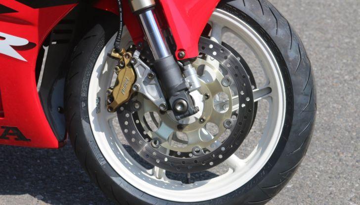 Un sogno realizzato: test ride Honda VTR 1000 SP 1 - Foto 17 di 20