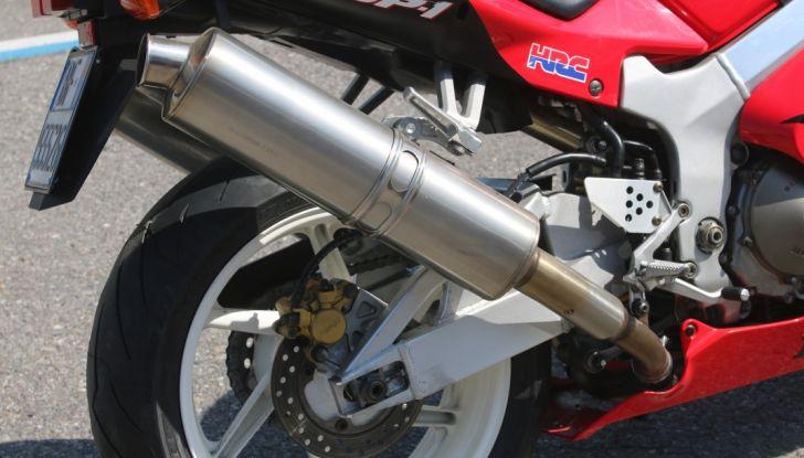 Un sogno realizzato: test ride Honda VTR 1000 SP 1 - Foto 18 di 20