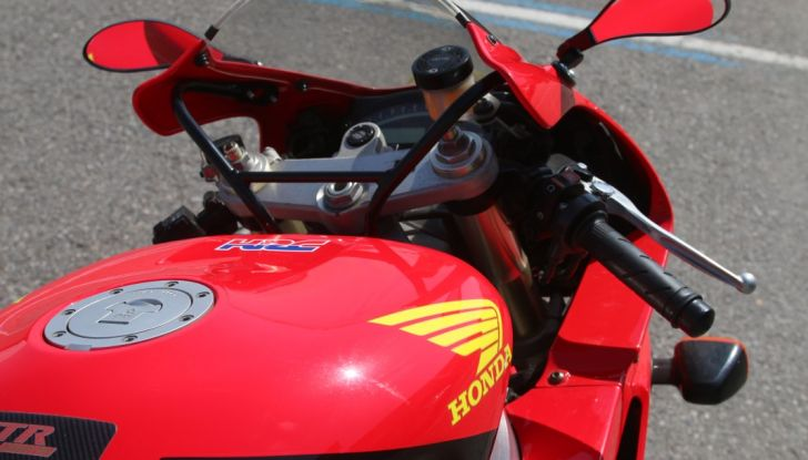 Un sogno realizzato: test ride Honda VTR 1000 SP 1 - Foto 19 di 20