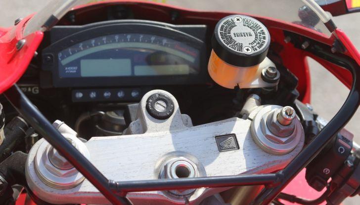 Un sogno realizzato: test ride Honda VTR 1000 SP 1 - Foto 20 di 20
