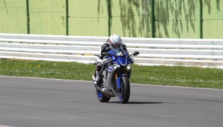 A Misano con Yamaha Supersport Pro Tour 2016: Adrenalina a mille! - Foto 24 di 60