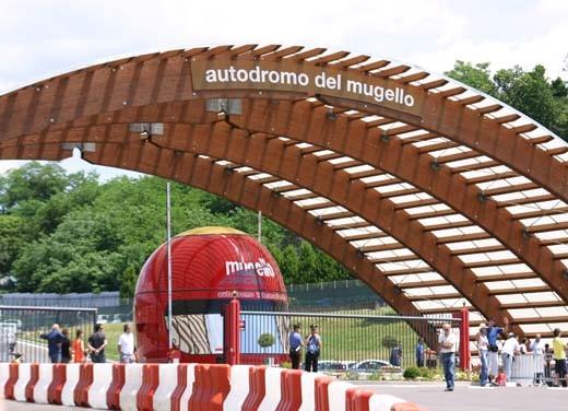 Moto GP 2009 – Mugello - Foto 1 di 10