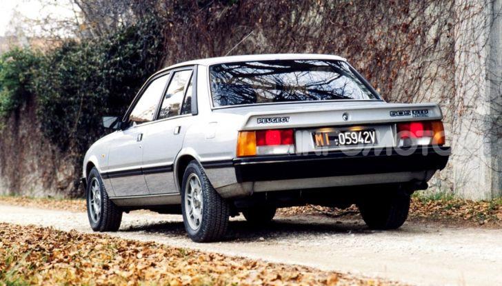 Peugeot 505: l'ultima a trazione posteriore del Leone - Foto 2 di 2